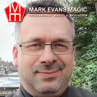 Mark Evans Magic Close Up Magician