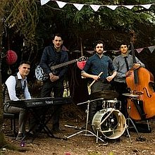The  Alchemists Wedding Music Band