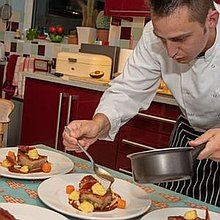 Private Chef Richard Dinner Party Catering