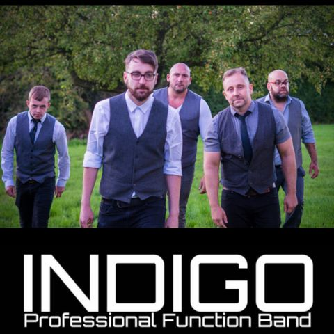 INDIGO - Live music band , Chester, DJ , Chester,  Function & Wedding Music Band, Chester Wedding DJ, Chester Rock Band, Chester Disco Band, Chester Pop Party Band, Chester Indie Band, Chester Funk band, Chester