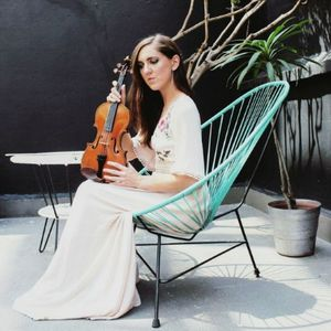 Naomi Wilmshurst - Solo Musician , London,  Violinist, London