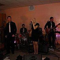 Cartoon Heroes Wedding Music Band