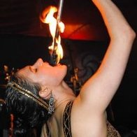 Hafla Entertainment Fire Eater