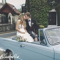 Kippford Classic Car and Camper Hire Vintage & Classic Wedding Car