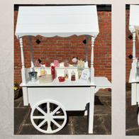 The Merry Hare Candy Cart Event Equipment
