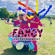 Fancy Entertainment Ltd Stilt Walker