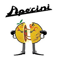 Apecini Food Van