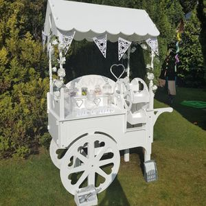 Jolly Jars Candy Cart Hire -  Sweets and Candy Cart, Crewe
