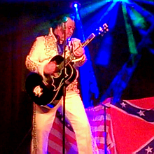 Charles King Elvis Tribute Band