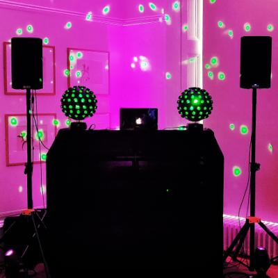 Gecko DJ Mobile Disco