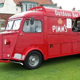 The Pimms Truck - Catering , Edinburgh,  Mobile Bar, Edinburgh