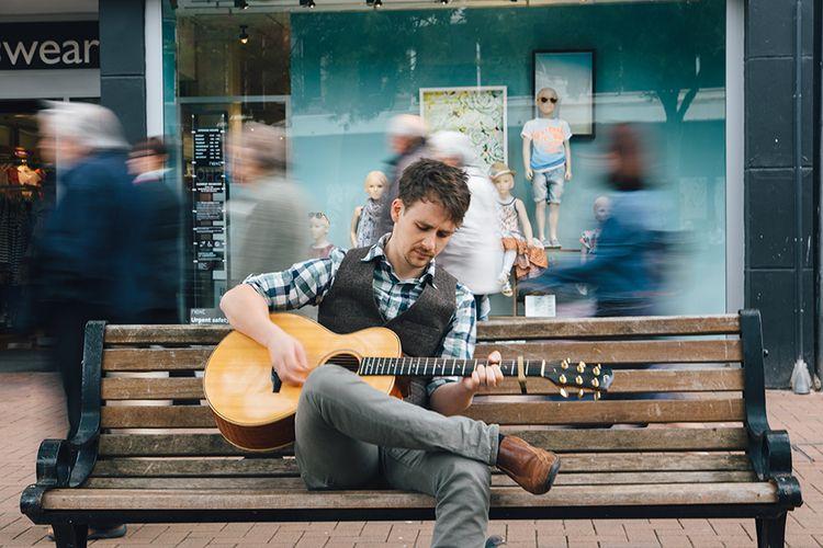 Ben Mattinson - Solo Musician Singer  - Carlisle - Cumbria photo