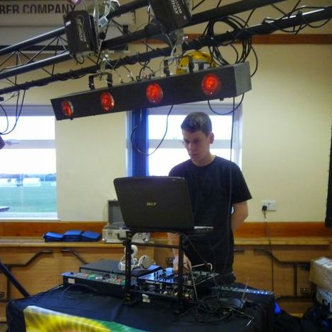 DJ Michael's Discos Event Equipment