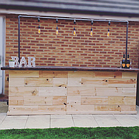 The Whiteley Bar Company Mobile Bar