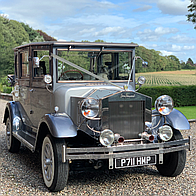 Anthony James Wedding Cars Vintage & Classic Wedding Car