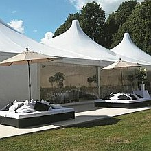Field and Lawn Ltd. Party Tent