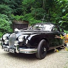 AG Classic Wedding Cars Chauffeur Driven Car