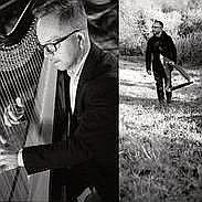 Dylan Cernyw Harpist