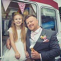 Raffaele's Ice Cream Van Hire In Swindon Catering