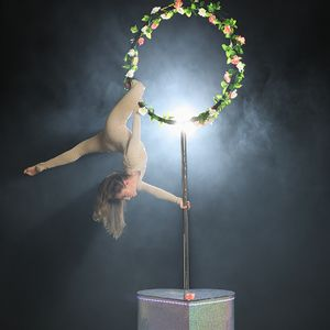 Katia M Circus Entertainer