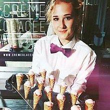 CREME GLACEE - Bespoke Dessert Experience Ice Cream Cart