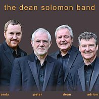 The Dean Solomon Band Swing Band