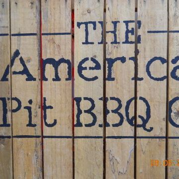 The American Pit BBQ Co. Hog Roast