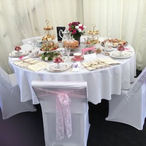 Afternoon Teas by Creme Brew Lait Afternoon Tea Catering
