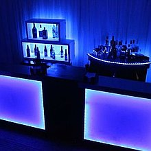 Essence Event Bars Cocktail Bar
