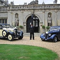 BRIDAL CARRIAGES OF NORTHAMPTONSHIRE Vintage & Classic Wedding Car