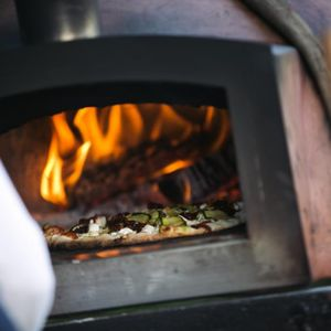 Pembrokeshire Wood-Fired Pizza Dinner Party Catering