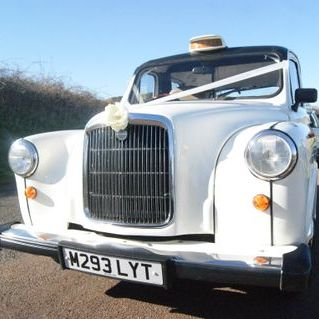 One Fare Day Vintage Taxi Hire Vintage & Classic Wedding Car