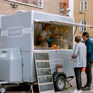 The Big MELT Mobile Caterer