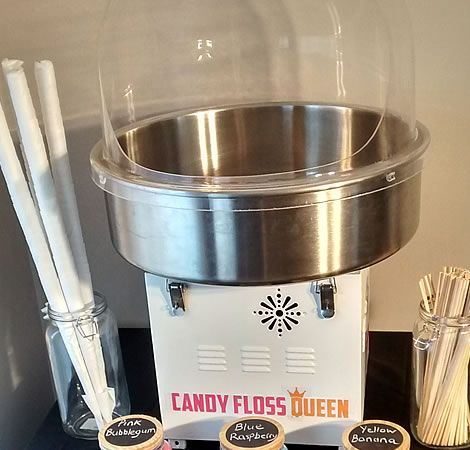 Candy Floss Queen - Catering  - Lincolnshire - Lincolnshire photo