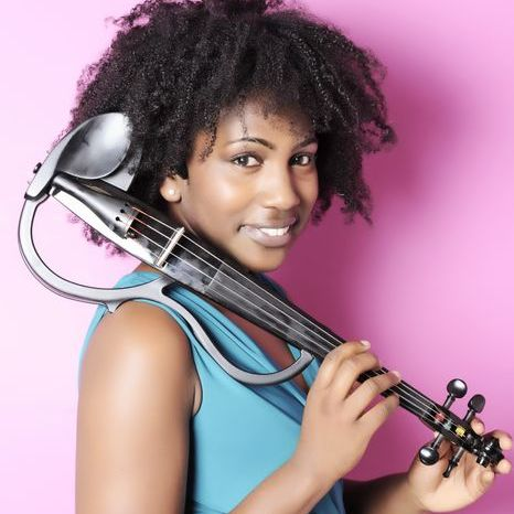 Iyanna Monique - Solo Musician , London, Venue , London,  Violinist, London