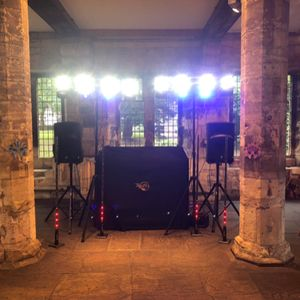 Dragon Entertains Mobile Disco