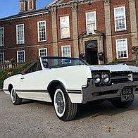 American V8 Vintage & Classic Wedding Car