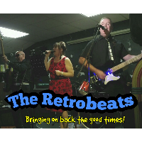 The Retrobeats - Live music band , Cheshire, Tribute Band , Cheshire,  Function & Wedding Band, Cheshire 60s Band, Cheshire 70s Band, Cheshire Rock And Roll Band, Cheshire 50s Band, Cheshire Pop Party Band, Cheshire
