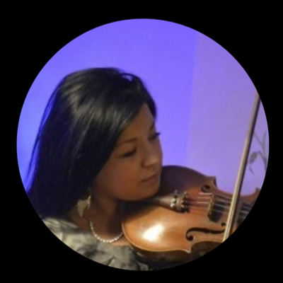 Violinist Solo Musician