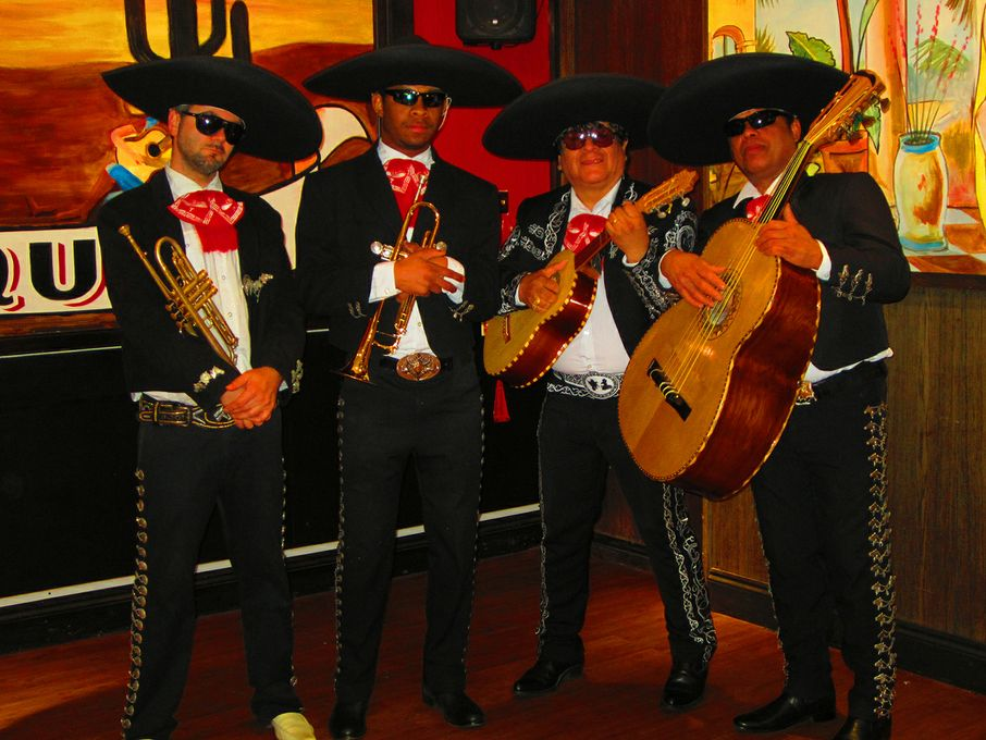 Mariachi Tequila - Live music band Children Entertainment World Music Band  - London - Greater London photo