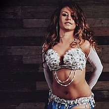 Katie Alyce Belly Dancer London Belly Dancer