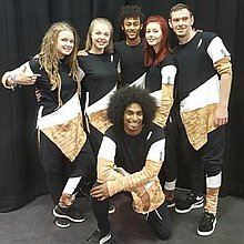 Twisted Poets Dance Act
