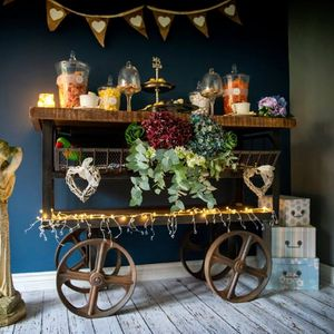 Sweetpea Party Carts Sweets and Candy Cart