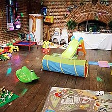 Little Hens Mobile Creche Children Entertainment