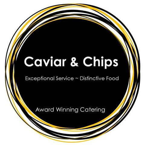 Caviar & Chips Catering Dinner Party Catering