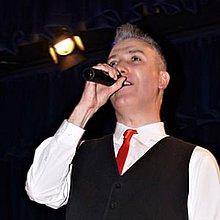 Tim Lomas Singer