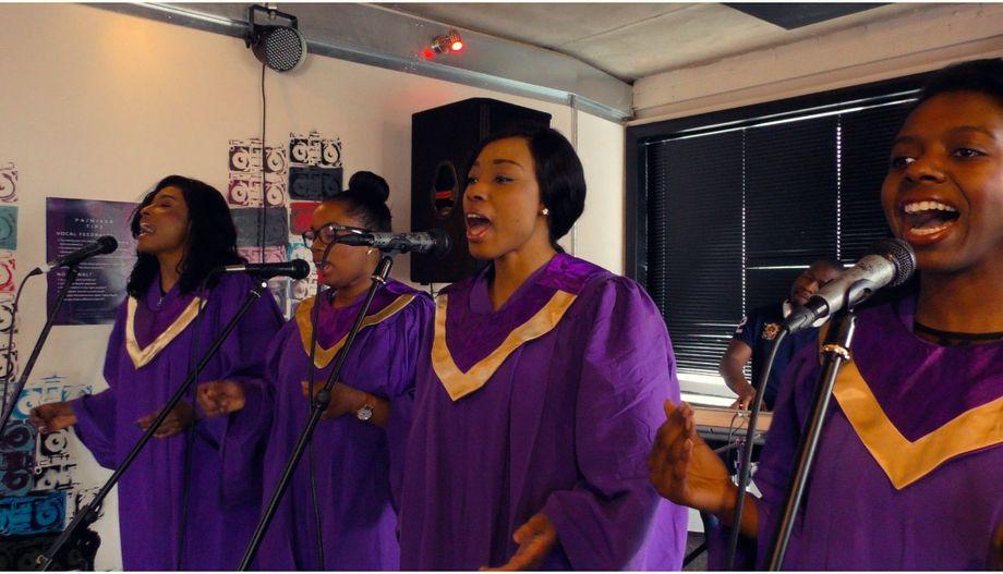 Pop Up Choir (Gospel) - Singer  - Leeds - West Yorkshire photo