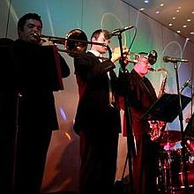 Funk Conspiracy Wedding Music Band