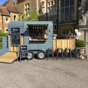 The Gin Inn Mobile Bar