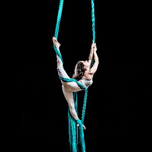 Samara Casewell Circus Entertainment